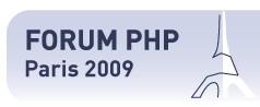 Forum PHP Paris