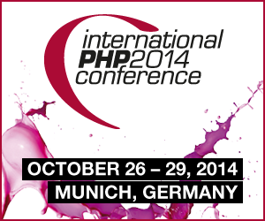 International PHP Conference 2014
