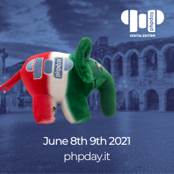 phpday 2021, june 8-9 2021